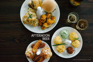 afternoon beer - i am a food blog