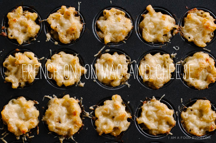 french onion mac and cheese