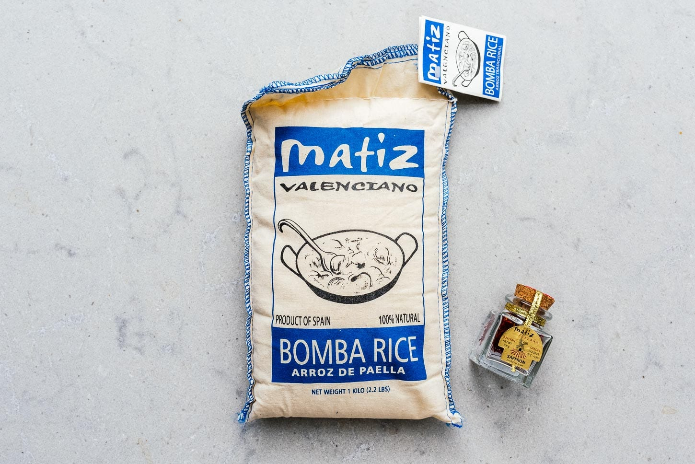 bomba rice | www.iamafoodblog.com