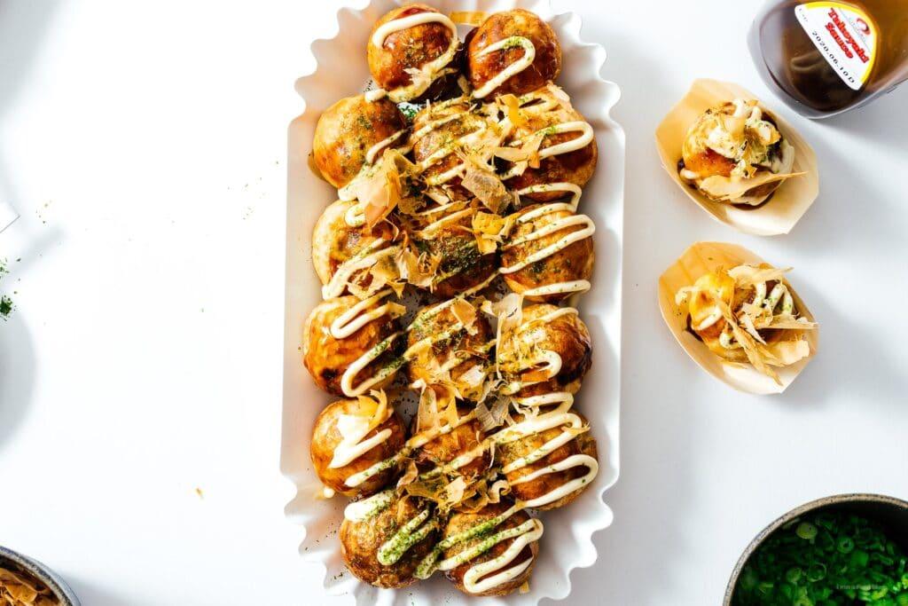 Takoyaki Recipe | www.iamafoodblog.com