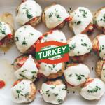 turkey parmesan meatball recipe - www.iamafoodblog.com