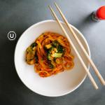 pumpkin curry udon recipe - www.iamafoodblog.com