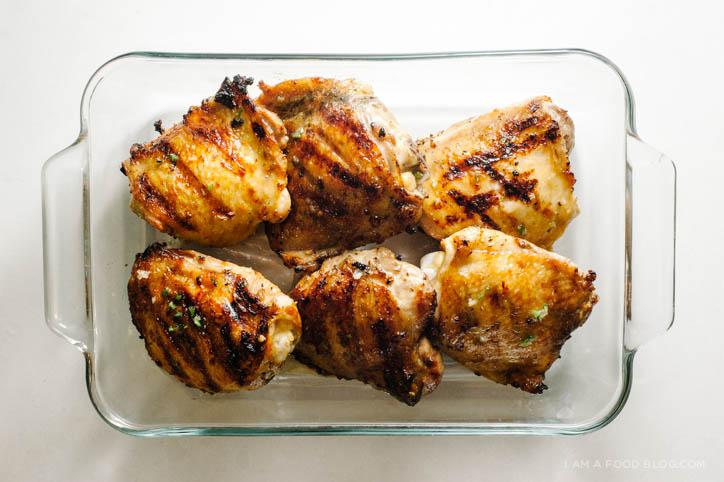 jalapeno honey chicken recipe - www.iamafoodblog.com