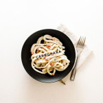 squid carbonara recipe