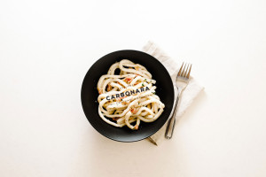 squid carbonara recipe