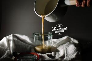 sweetened condensed milk recipe - www.iamafoodblog.com