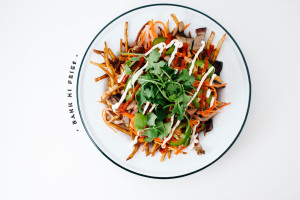 banh mi fries recipe - www.iamafoodblog.com