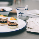 waffled sausage recipe - www.iamafoodblog.com