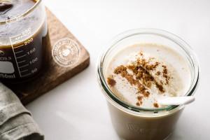 pumpkin spice latte recipe - www.iamafoodblog.com
