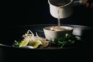 turkey pho recipe - www.iamafoodblog.com