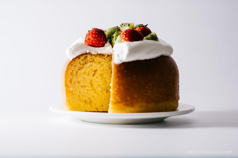 pancake cake recipe - www.iamafoodblog.com