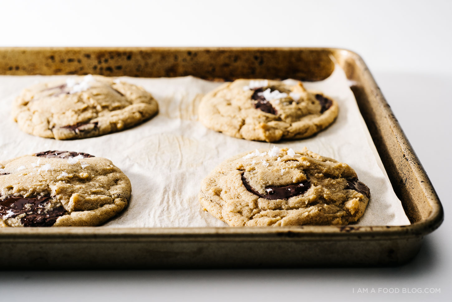 the best ever chocolate chip cookie recipe - www.iamafoodblog.com