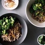 broccoli soba bowl - www.iamafoodblog.com