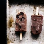 brownie fudgesicle pops recipe - www.iamafoodblog.com