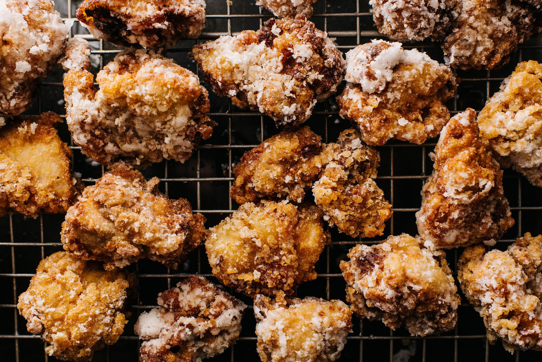 Chicken Karaage: Japanese Fried Chicken Recipe | www.iamafoodblog.com