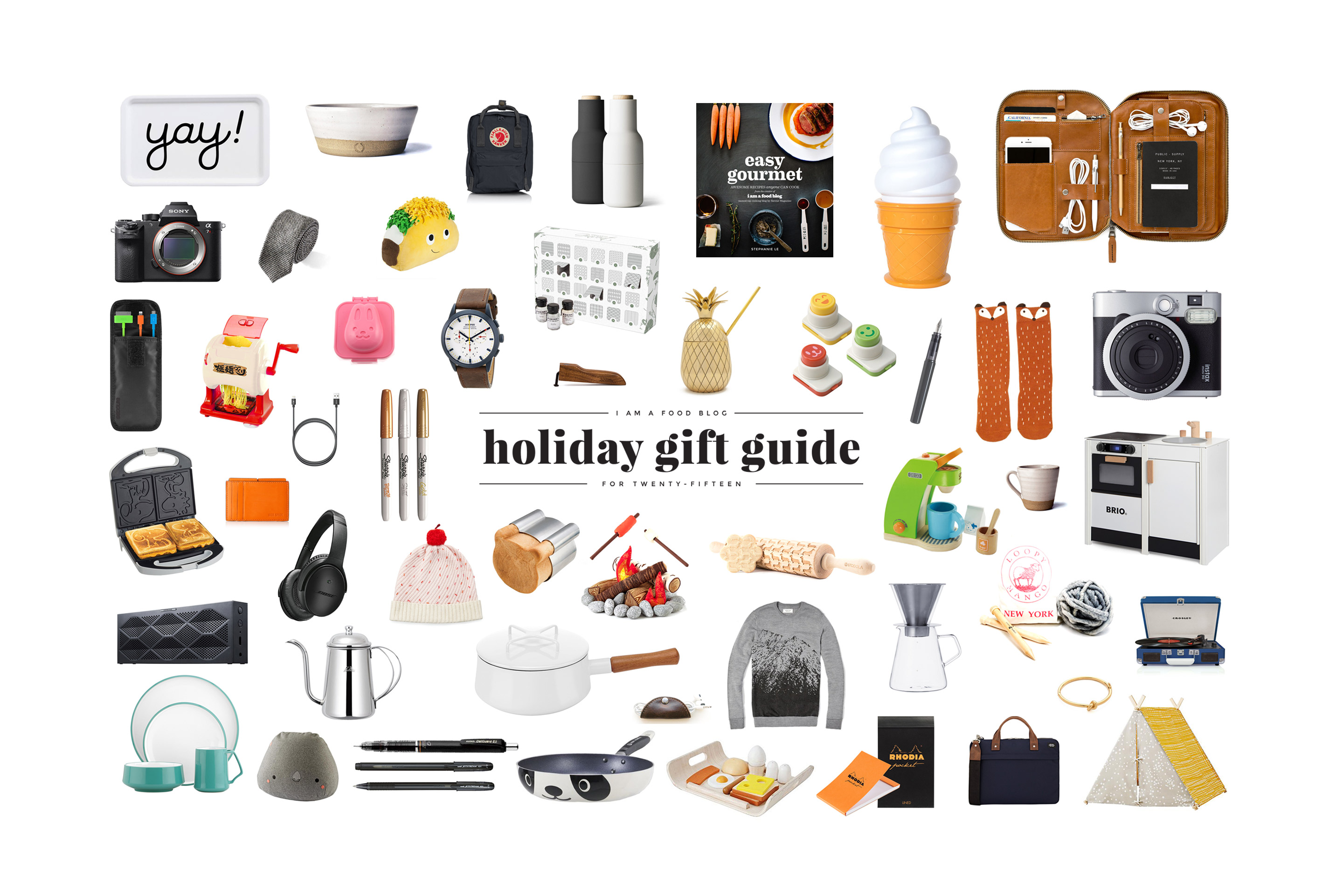 i am a food blog 2015 holiday gift guide