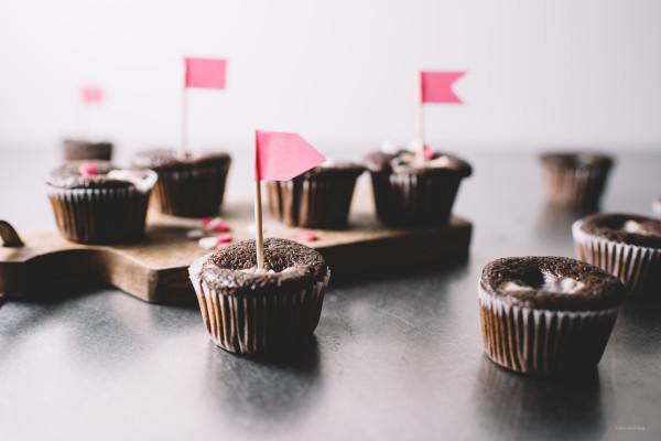black bottom cupcake recipe - www.iamafoodblog.com