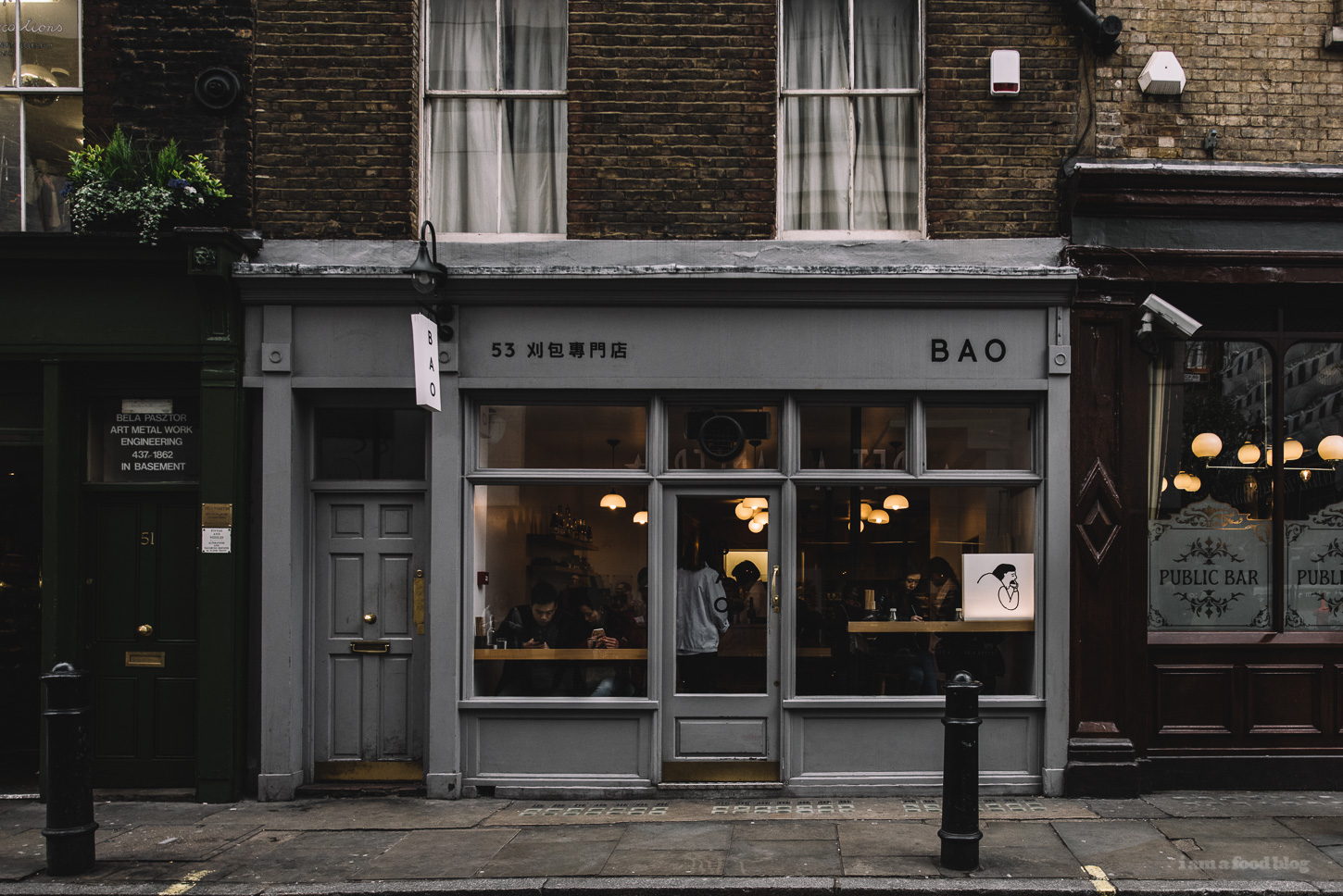 london restaurant guide - www.iamafoodblog.com