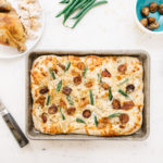 chicken dinner pizza - www.iamafoodblog.com
