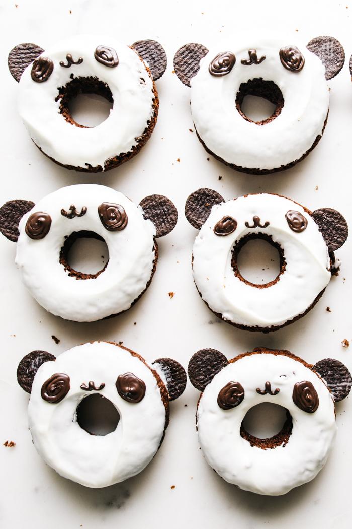 panda donuts - www.iamafoodblog.com