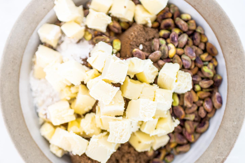 blueberry crisp - www.iamafoodblog.com