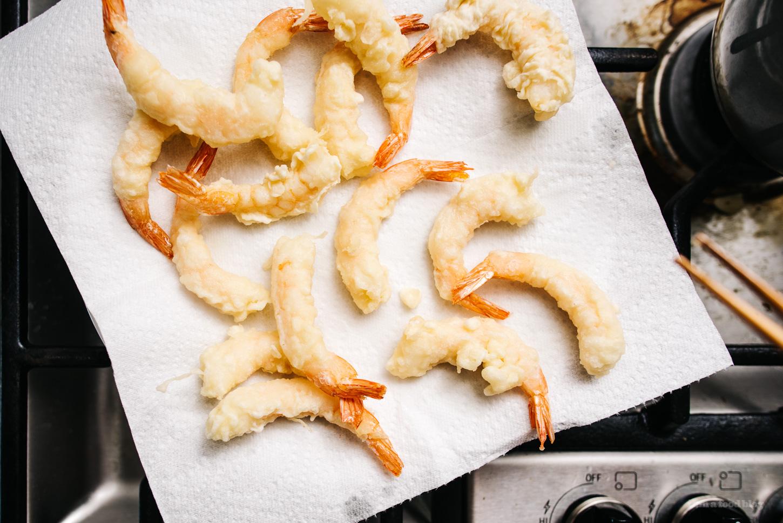 prawn tempura - www.iamafoodblog.com