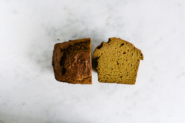pumpkin loaf recipe - www.iamafoodblog.com