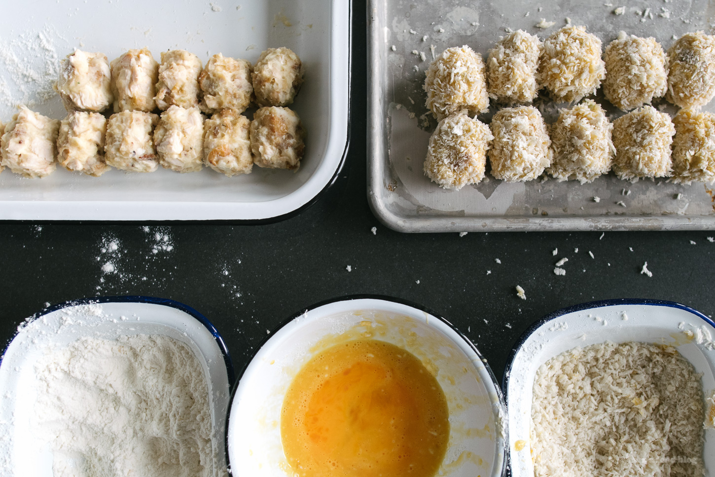thanksgiving croquettes - www.iamafoodblog.com