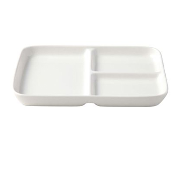 beige-square-plate-with-partition