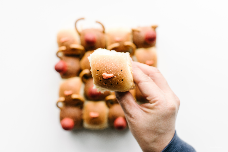 Pull Apart Christmas Bread recipe - www.iamafoodblog.com
