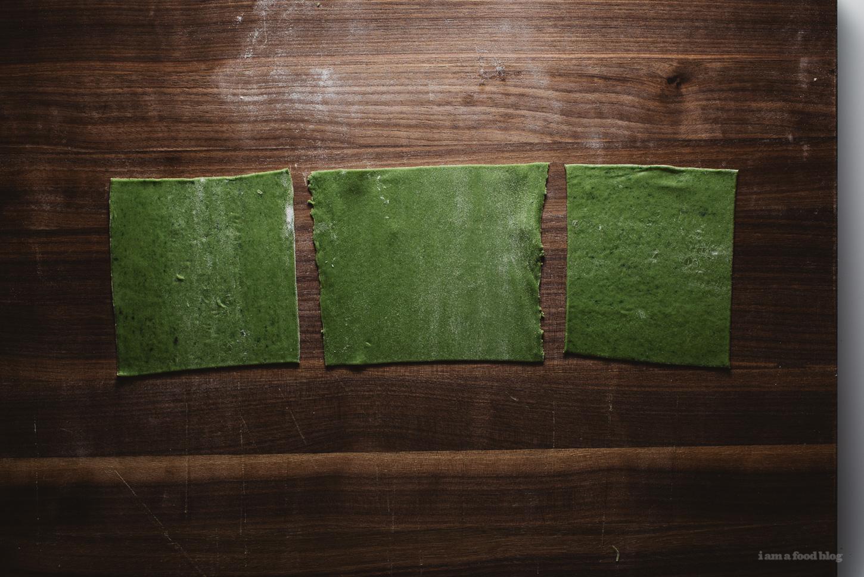 lasagna bolognese al forno recipe - www.iamafoodblog.com