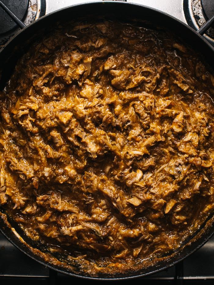pork sugo recipe - www.iamafoodblog.com