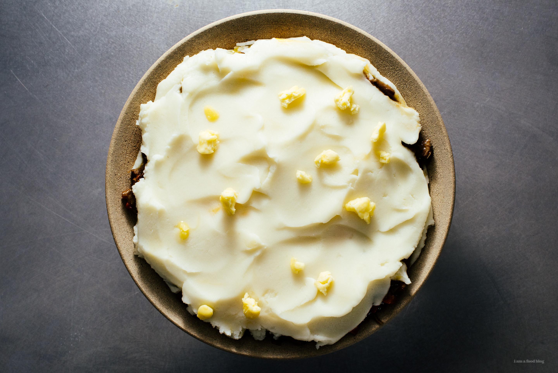 Jamie Oliver's Lamb Shepherd's Pie Recipe - www.iamafoodblog.com