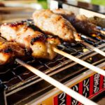 Sweet and Savory Garlic Shallot Grilled Chicken - www.iamafoodblog.com