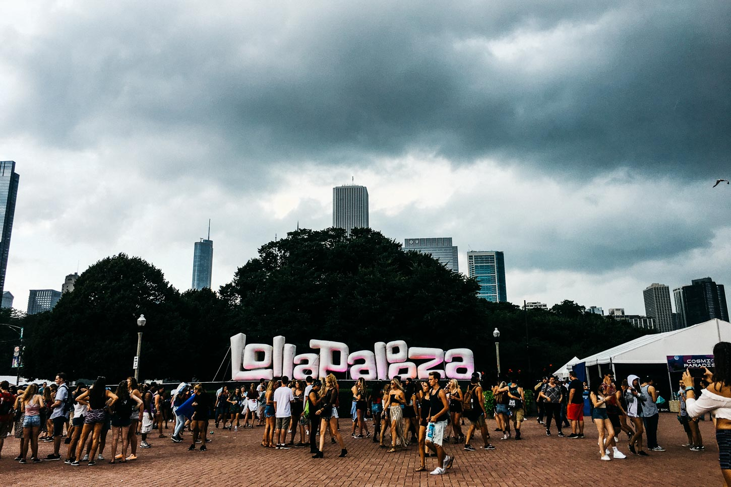 Chow Town: What to Eat at Lollapalooza 2017