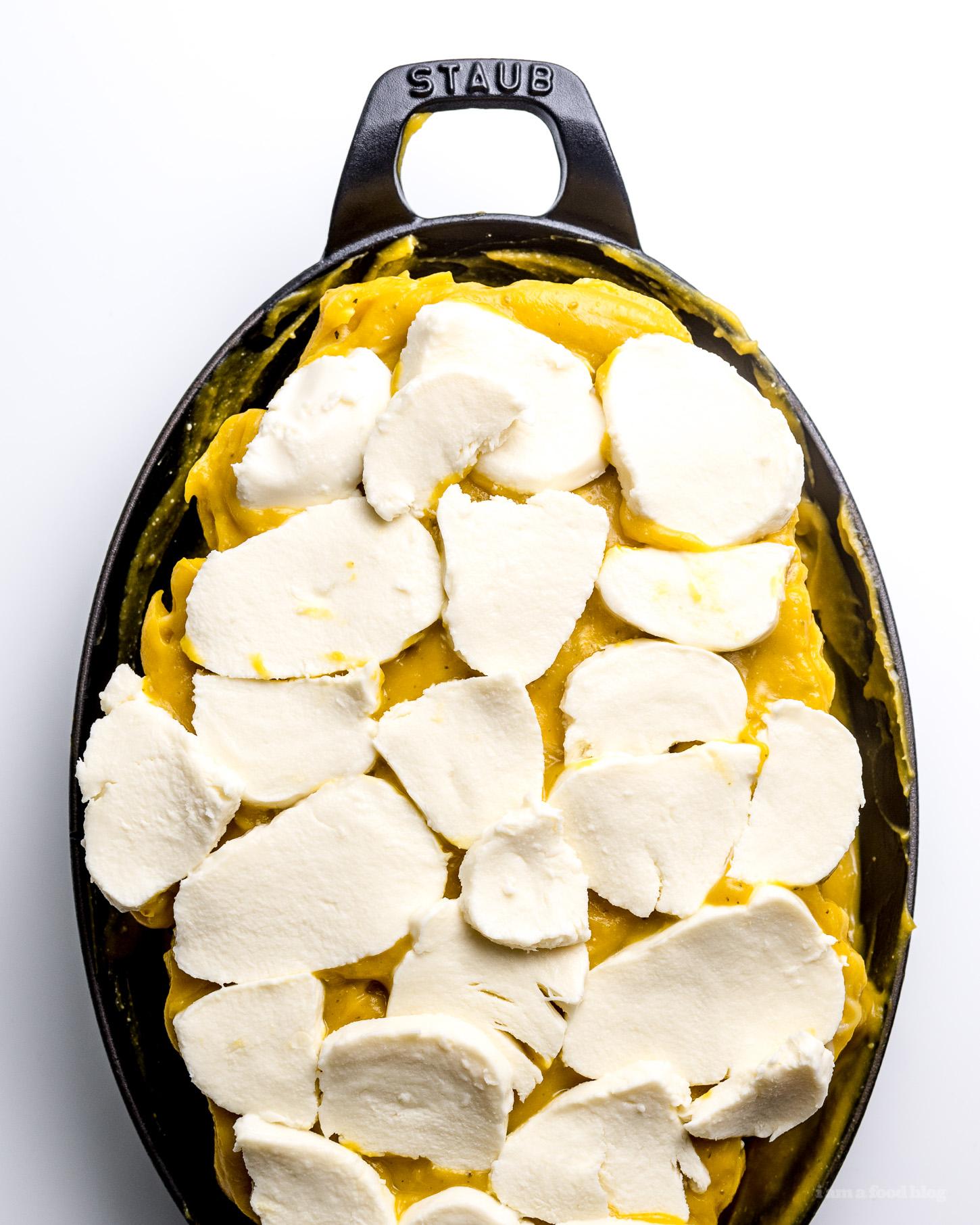 Pumpkin Sage Lasanga Roll Up Pull Aparts - www.iamafoodblog.com