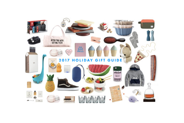 2017 holiday gift guide | i am a food blog