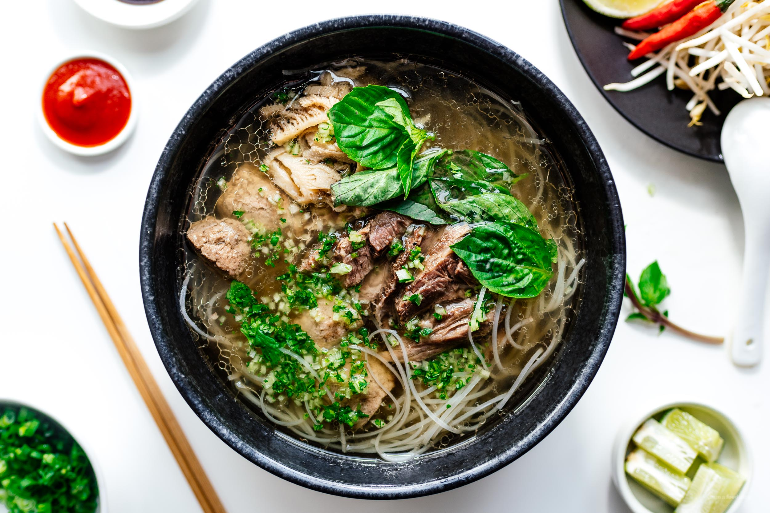 Truly Authentic Vietnamese Pho Recipe I Am A Food Blog