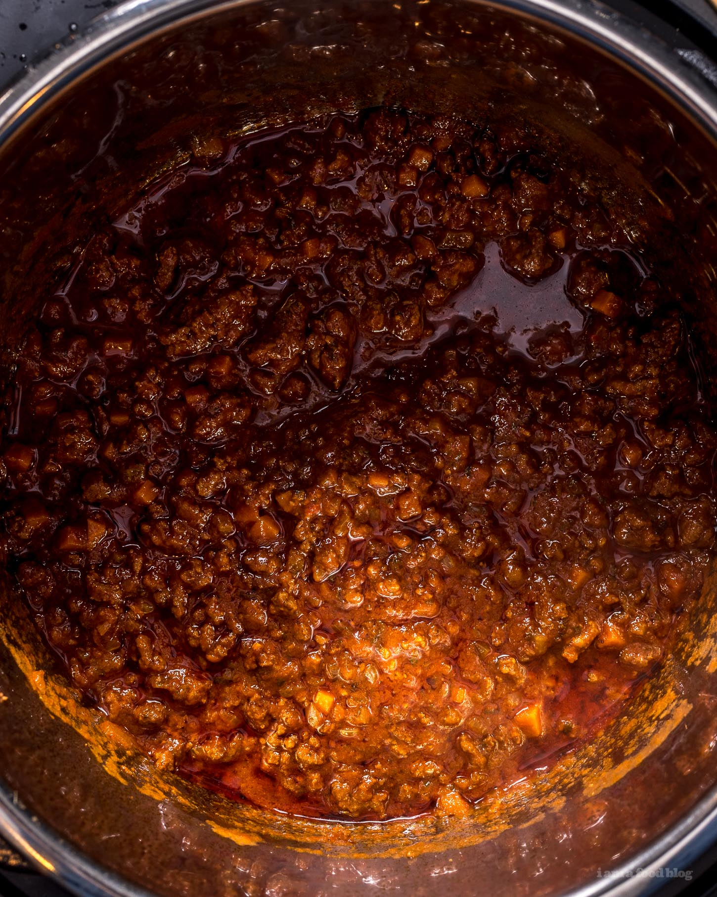 Instant Pot Bolognese Sauce Recipe - www.iamafoodblog.com