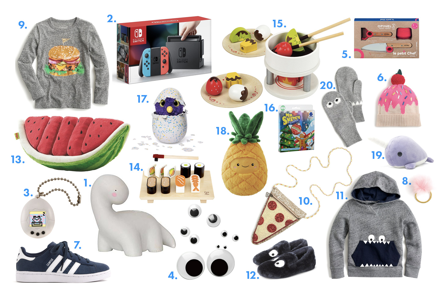kids holiday buying guide | i am a food blog
