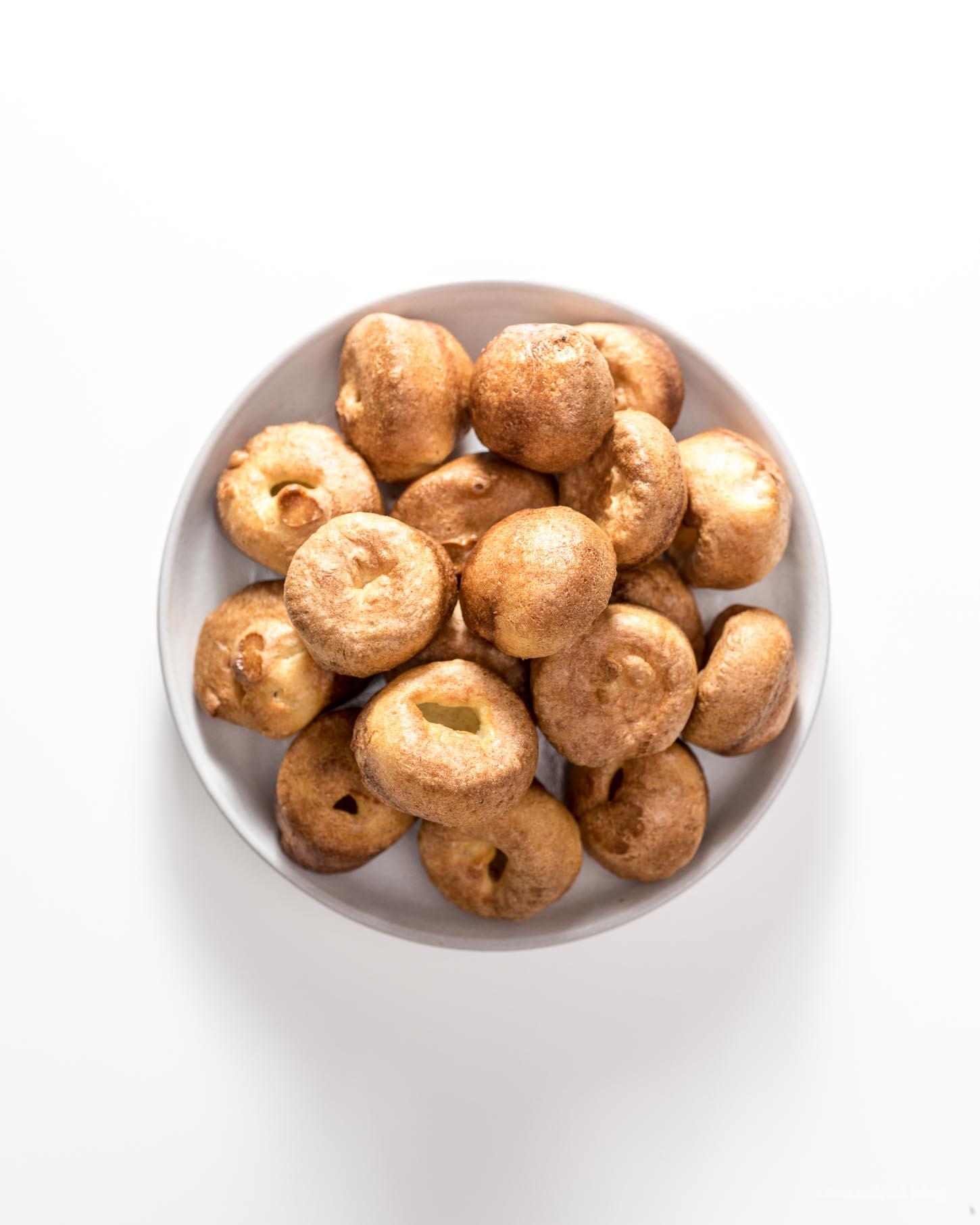 How to Make Mini Yorkshire Puddings | www.iamafoodblog.com