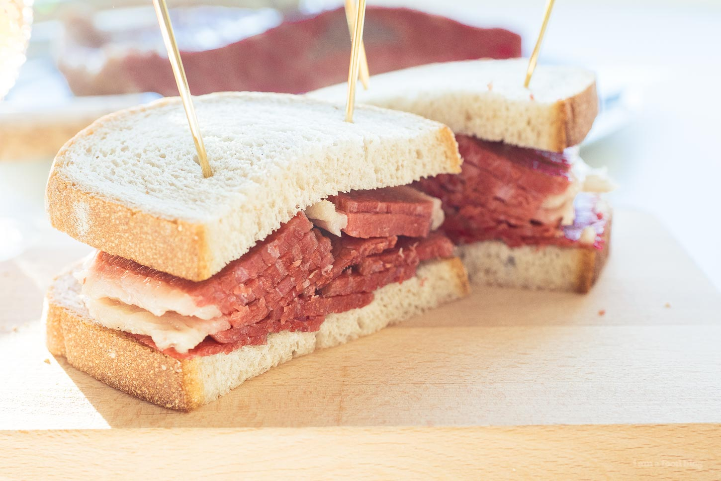 Easy Corned Beef Recipe | www.iamafoodblog.com