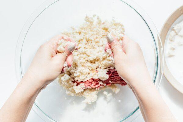 breadcrumbs for meatballs | www.iamafoodblog.com