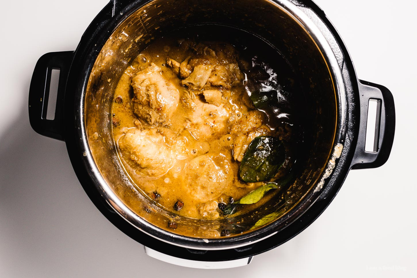 Instant Pot Chicken Rendang Recipe | www.iamafoodblog.com