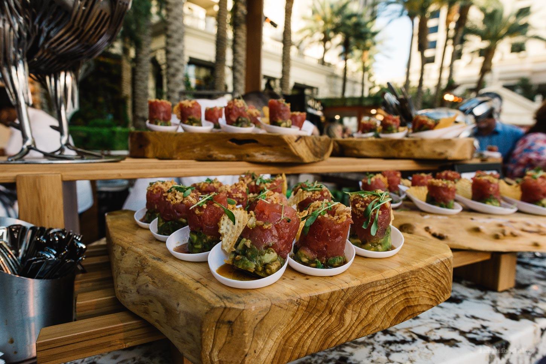 Las Vegas Uncork'd Grand Tasting | www.iamafoodblog.com