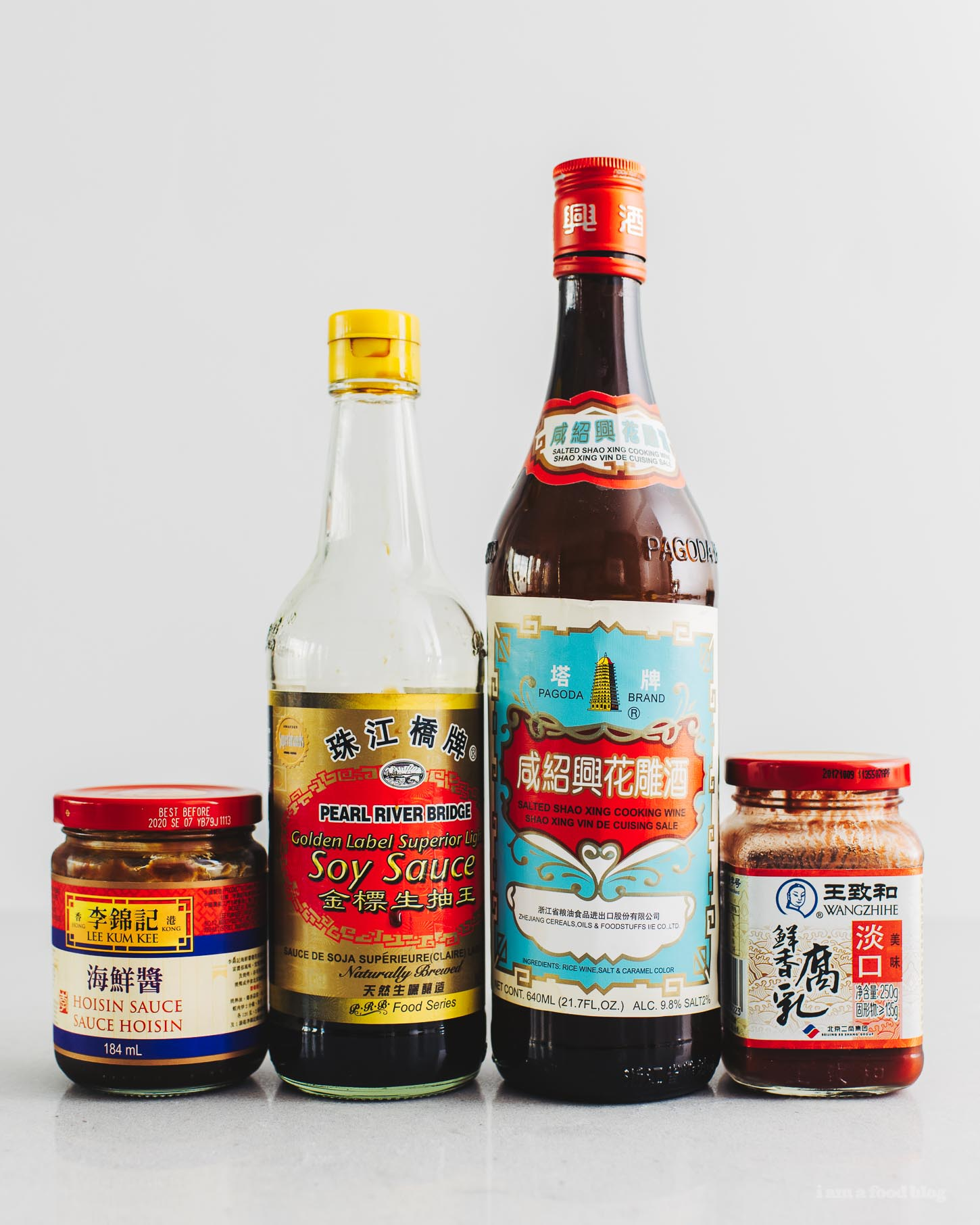 Bourbon Honey Char Siu Wings Recipe | www.iamafoodblog.com