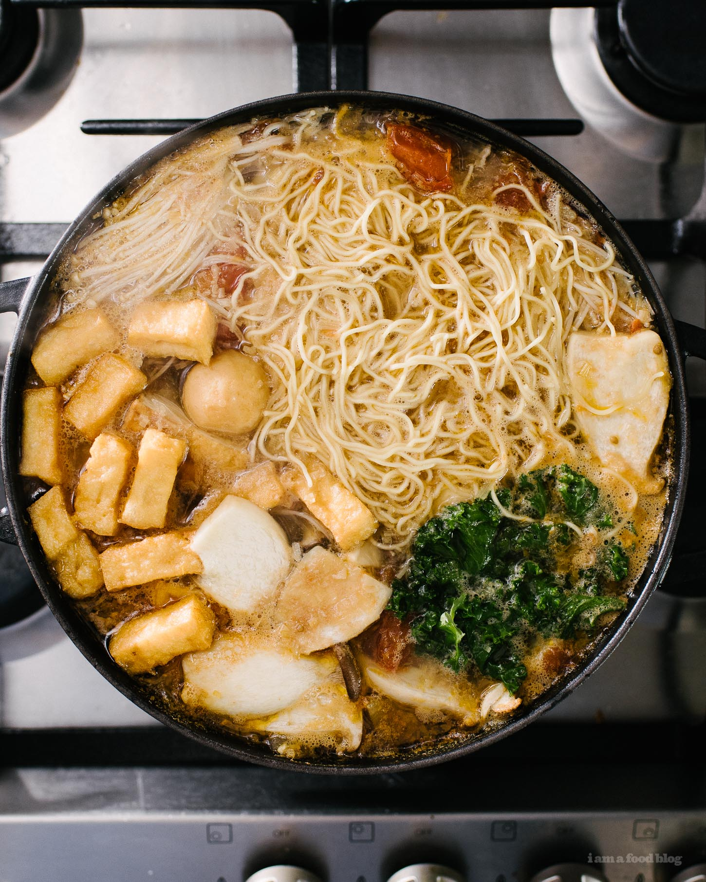 Sweet and Sour Vietnamese Hot Pot Recipe | www.iamafoodblog.com
