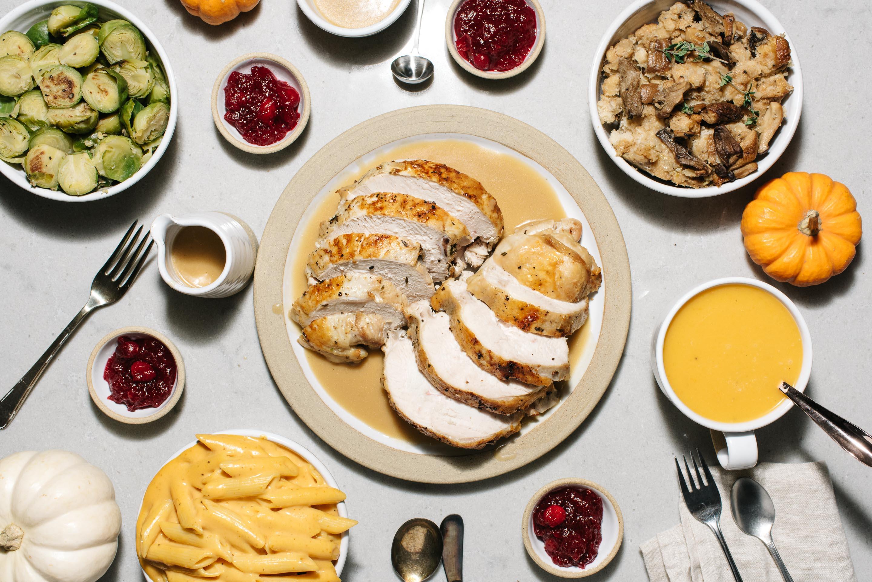 instant pot thanksgiving