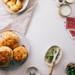 cheddar scallion biscuits | i am a food blog