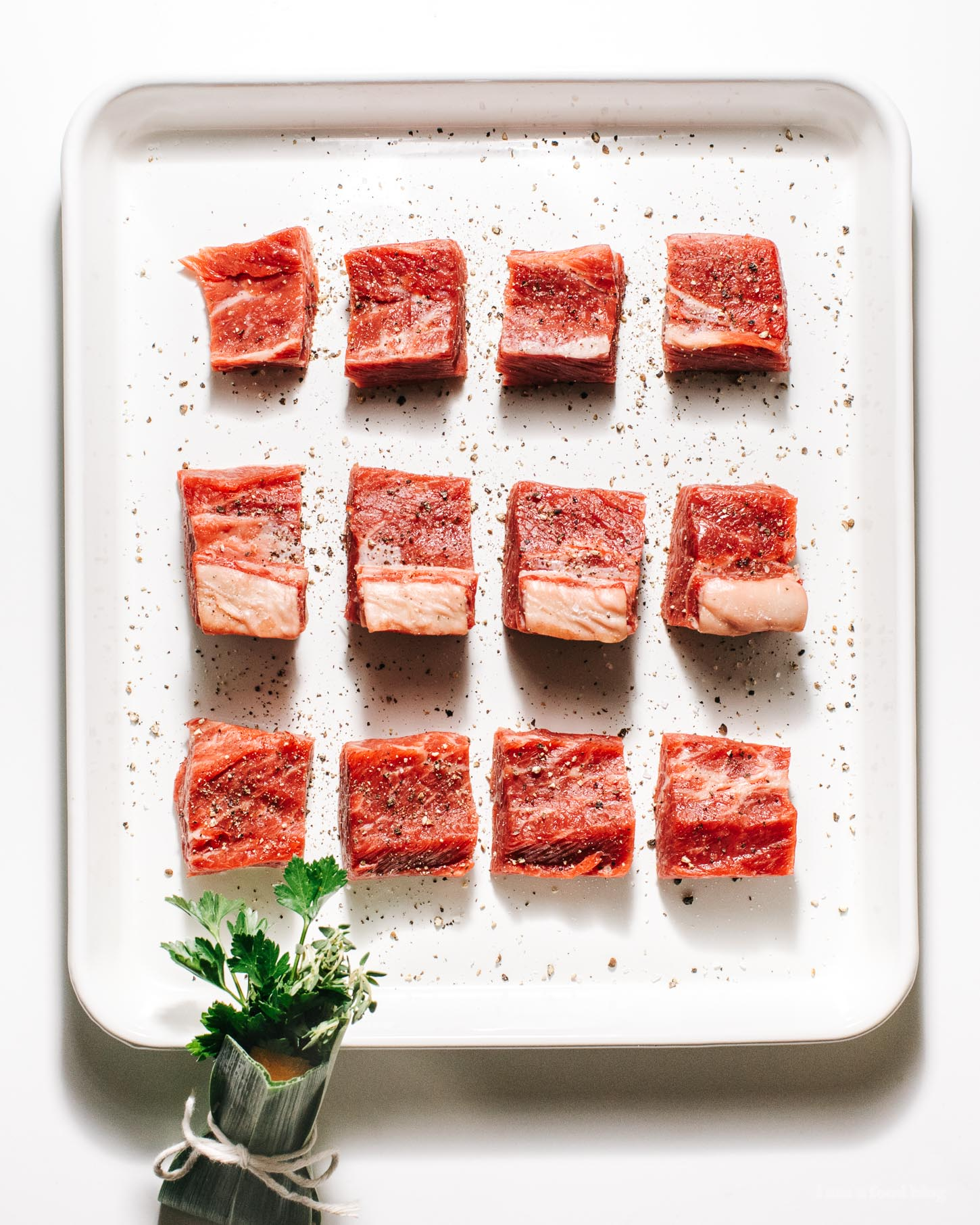 red wine braised short ribs | i am a food blog